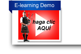 Démonstration E-Learning